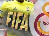 Galatasaray'da bir kötü haber de transferden! FIFA...