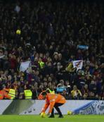 El Clasico sonrası Barcelona'ya flaş ceza!