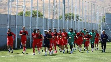 Son dakika spor haberi: Sivasspor Dinamo Batumi maçının hazırlıklarına devam ediyor!