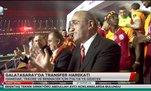 Galatasaray'da transfer harekatı