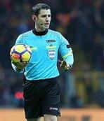 Süper Lig'de 13. hafta hakemleri belli oldu