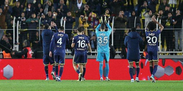İşte Fenerbahçe - Kayserispor maçından kareler...