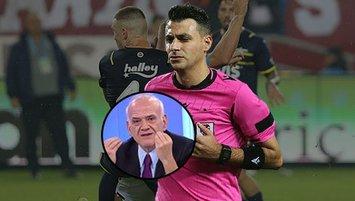 Çakar'dan penaltı ve kırmızı kart yorumu!