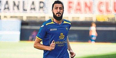 Altay, Mehmet İncebacak'ı listesine aldı