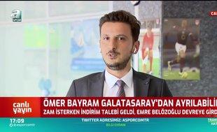Ömer Bayram'da sürpriz gelişme! Emre Belözoğlu...