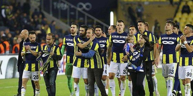 Fenerbahçe'de kara bulutlar dağılıyor