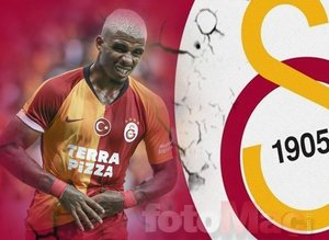 Galatasaray'da Lemina gerçeği! Sahada 30 dakika kalabilmişti...
