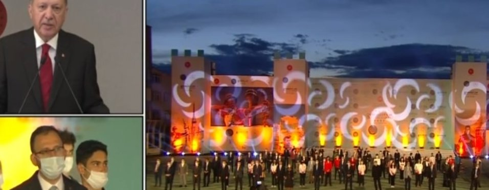 Başkan Erdoğan: Ata sporlarımız bizim en büyük yardımcımızdır