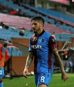 Trabzonspor'da Jose Sosa belirsizliği!
