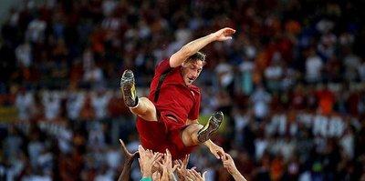 Totti'nin zor zamanları