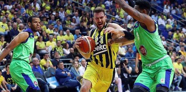 Fenerbahçe Beko ezdi geçti