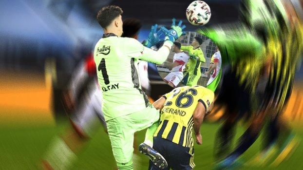 Usta isimler yorumladı! Altay Bayındır'ın Veysel Sarı'ya müdahalesi penaltı mı? #