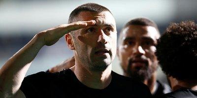 Beşiktaş wins with Burak Yılmaz's goals aganist Alanyaspor