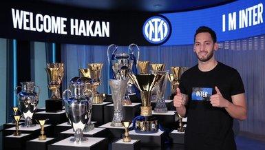 Son dakika spor haberleri: Hakan Çalhanoğlu resmen Inter'de! İşte sözleşme detayları