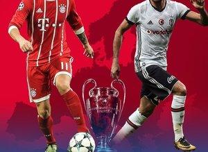 Hem Bayern Münih hem Beşiktaş'ta forma giyen yıldızlar