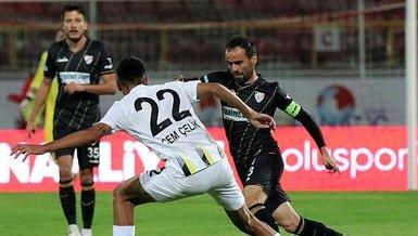 Boluspor 0-0 Menemenspor | MAÇ SONUCU
