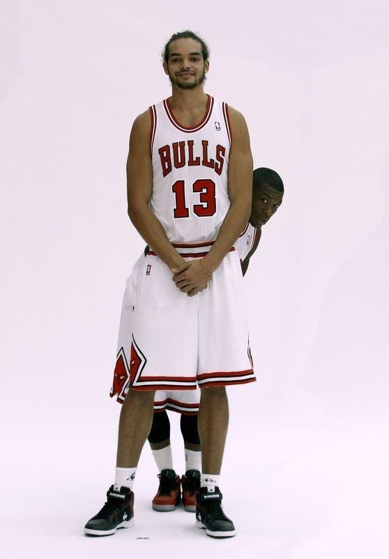 NBA yıldızlarını hiç böyle gördünüz mü?