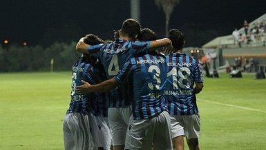 Galatasaray - Trabzonspor: 0-1   MAÇ SONUCU - ÖZET   U19 Gelişim Ligi