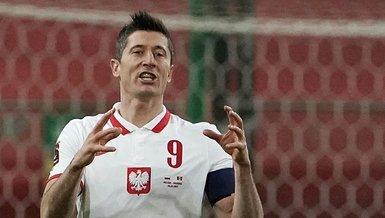 Injured Lewandowski to miss England clash