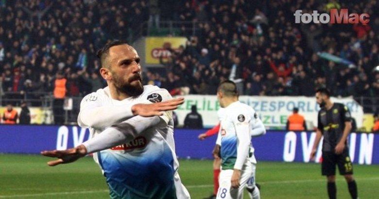 Muriqi Fenerbahçe'de! Anlaşma tamam...