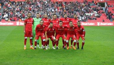 Samsunspor'un ilk yarı karnesi
