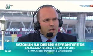 Galatasaray'da derbi öncesi şok gelişme! Canlı yayında açıkladı