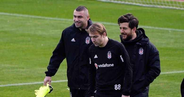 Trabzonspor Burak Yılmazı KAPa bildirdi! İşte Beşiktaşın ödeyeceği ücret