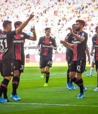 Fortuna Düsseldorf 1-3 Bayer Leverkusen