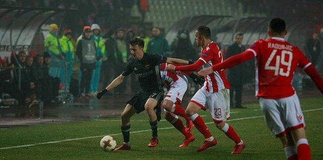 UEFA'da perde açıldı