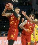 Galatasaray Doğa Sigorta Eurocup'ta son 16 turuna yükseldi