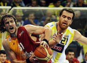 Fenerbahçe Ülker - Galatasaray Cafe Crown (20. hafta)
