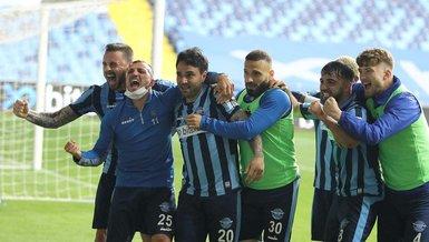 Adana Demirspor - Ankara Keçiörengücü: 2-0 (MAÇ SONUCU - ÖZET)