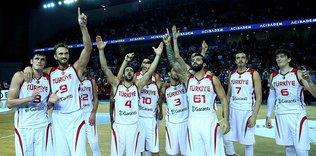 A Milli Basketbol Takımı'nın İspanya maçı biletleri satışta