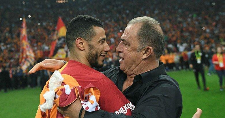 Belhanda ayrılıyor! Galatasaray'a servet...