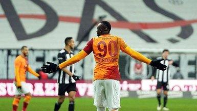Son dakika: Galatasaray'da Mbaye Diagne West Bromwich'e imza atıyor! İşte sözleşme detayları