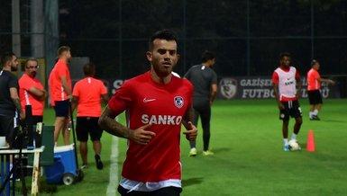 Son dakika spor haberleri: Gaziantep FK'da Güray Vural ile yollar ayrıldı