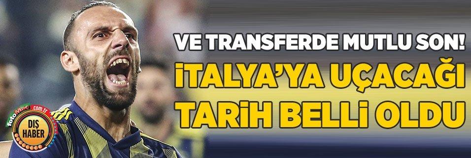 """iste vedat muriqinin italyaya ucacagi tarih fenerbahce transfer icin lazio ile anlasti 1599324393171 - Fenerbahçe'yi yıkacak transfer iddiası! """"Beşiktaş Kalinic ile anlaştı"""""""