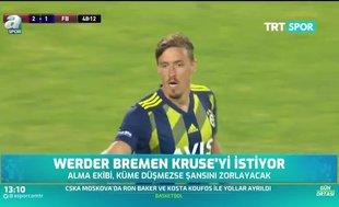 Werder Bremen'den Max Kruse'ye kanca!
