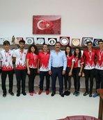 Toroslar Belediye Bocce takımından Türkiye rekoru