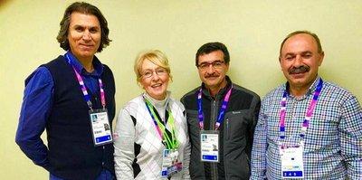 Curlingde dünya şampiyonası Türkiye'de