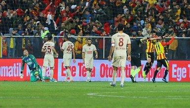 Göztepe 2-1 Galatasaray | MAÇ SONUCU