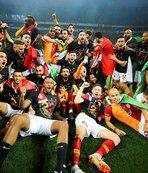 Galatasaray 22. kez şampiyon!