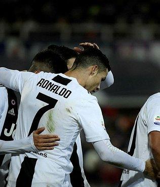 Juventus Fiorentia'yı rahat geçti