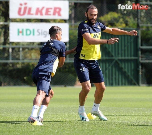 Alanyaspor-Fenerbahçe maçında ilk 11'ler belli oldu!