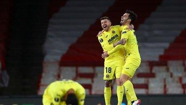 Arsenal Villarreal: 0-0   MAÇ SONUCU ÖZET