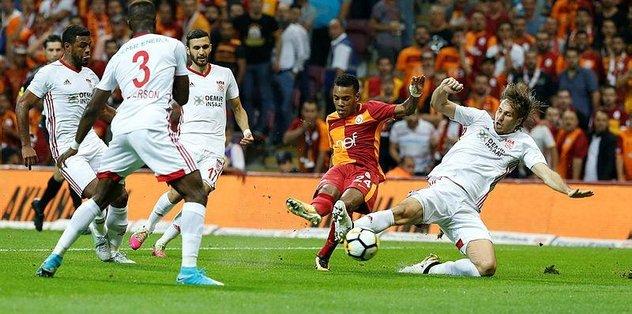 """Sivasspor'un """"Üç büyükler"""" kabusu!"""