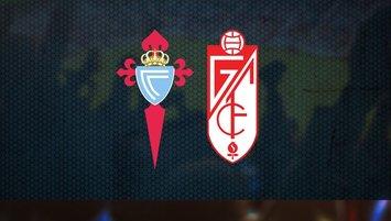 Celta Vigo - Granada maçı ne zaman, saat kaçta?