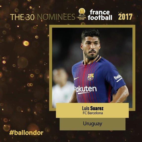 Ballon d'Or adayları belli oldu!