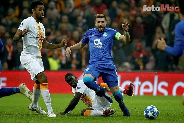 Simeone Galatasaray'ın başını yaktı!