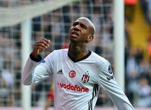 'Come To Beşiktaş' Talisca